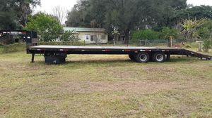 Anderson 35'gooseneck trailer for Sale in Seffner, FL