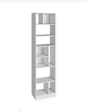 White Bookcase bookshelf display for Sale in Hialeah, FL