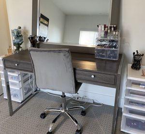 Vanity / office desk for Sale in Los Angeles, CA