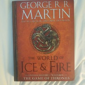 Game of Thrones - The World of Ice & Fire - $45 for Sale in South El Monte, CA