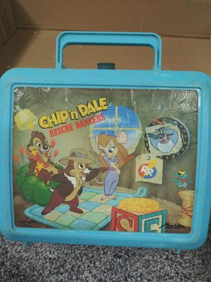 Chip and Dazzle lunch box and thermos for Sale in Clinton Township, MI