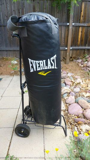 Everlast Punching Bag 70lb for Sale in Payson, AZ