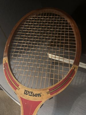 Tennis racket Wilson for Sale in Highland, IL