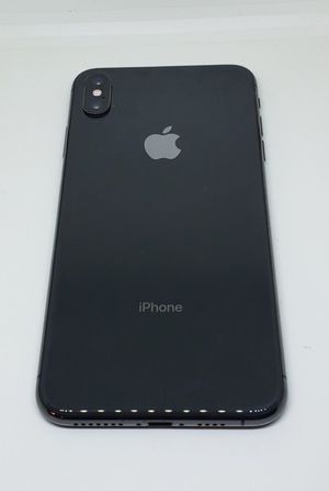 Unlocked iPhone XS Max 64GB Space Gray for Sale in Providence, RI