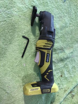 Ryobi One+ 18volt Multitool for Sale in Cary, NC