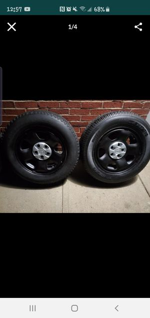 Rims 5 lug for Sale in Columbus, OH