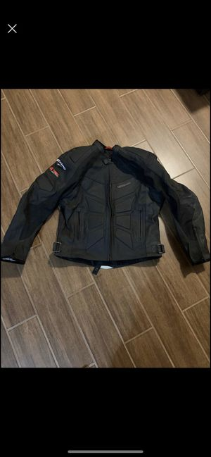 Motorcycle jacket for Sale in Loganville, GA