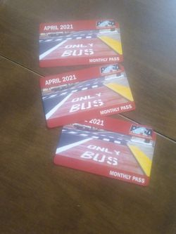Bus Passes for Sale in North Providence, RI