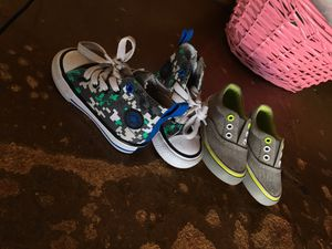 Size 4 baby shoes for Sale in Norco, CA