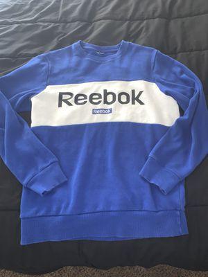 Reebok crewneck for Sale in Las Vegas, NV