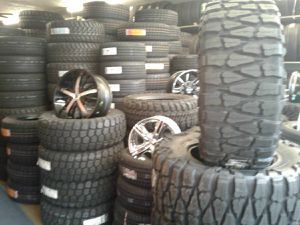 Tires and rims for Sale in Utica, OH