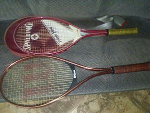 Tennis rackets excellent condition $20 for Sale in Mesa, AZ