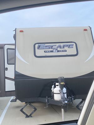 EZ Spree Escape S camper 2019 for Sale in Fort Worth, TX