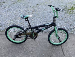 Huffy Decay Kids BMX Bike (Black/Green) for Sale in Pennsboro, WV