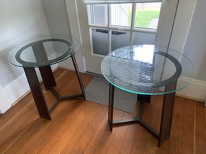 Glass tables for Sale in Portland, OR
