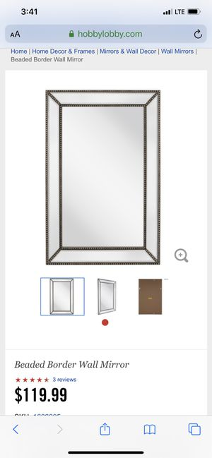 Wall Mirror for Sale in Azusa, CA