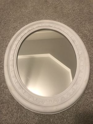 Oval Mirror wall decor for Sale in Willow Spring, NC