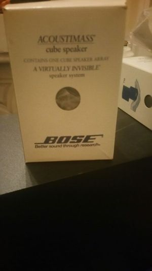 Brand New Bose system $200 for Sale in Baltimore, MD