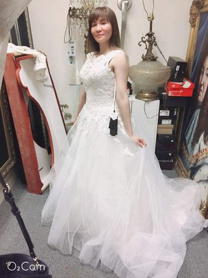 Wedding dress brand new for Sale in Hayward, CA