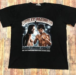 2011 Mosley-Pacquiao Fight tee for Sale in Los Angeles, CA