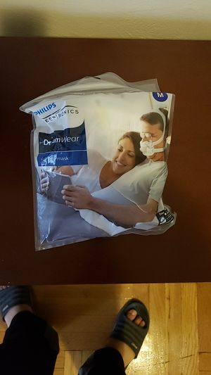 Philip's respironics Dreamwear full face mask for Sale in Bronx, NY