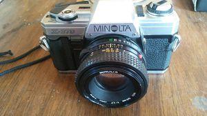 Minolta film camera for Sale in Cleveland, OH