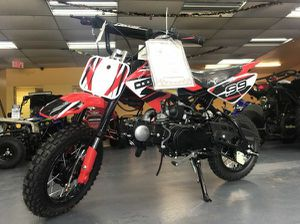 Coolster 70cc semi-automatic dirt bike for Sale in Dallas, TX