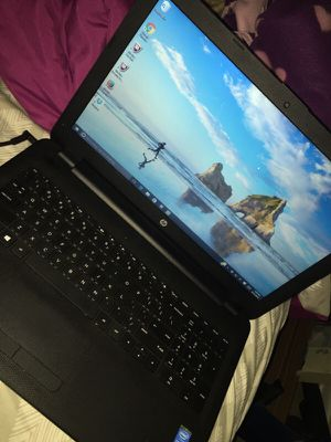 "15.6"" HP laptop for Sale in Columbus, OH"
