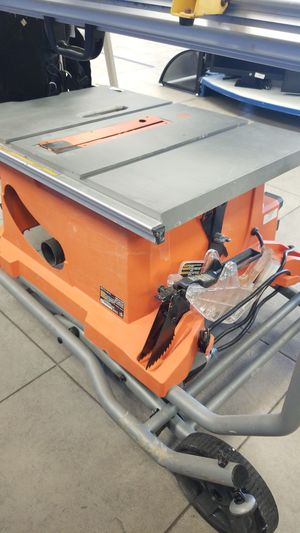 Ridgid table saw R4514 for Sale in Haines City, FL