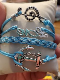 Blue Bracelet for Sale in Wenatchee,  WA
