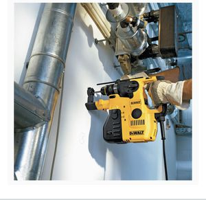 Dewalt D25300DH Rotary Hammer Dust Extraction, HEPA FILTER. for Sale in Herndon, VA
