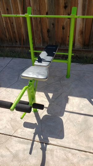 Competitor Bench for Sale in Fremont, CA