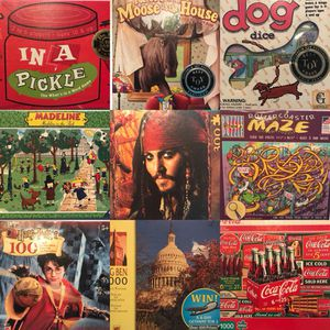 Games puzzles for Sale in Atlanta, GA