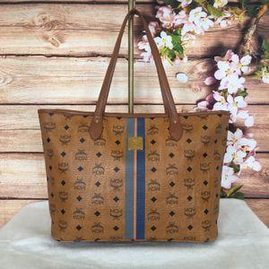 MCM Brown Shopper Tote Bag for Sale in Hayward, CA
