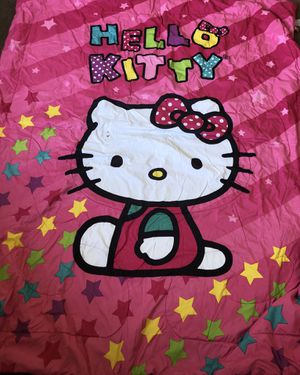 Hello Kitty Sanrio Comforter and Pillow cases for Sale in Fresno, CA