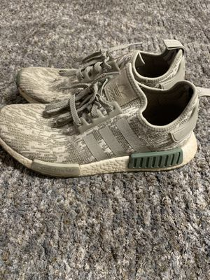 Adidas NMD camo green for Sale in Cashmere, WA