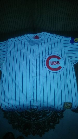 Baseball Jersey Chicago cubs Ernie Banks 1969 for Sale in Phoenix, AZ