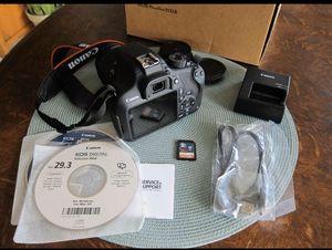 Canon EOS Rebel T5 / EOS 1200D 18.0MP Digital SLR Camera for Sale in Alexandria, VA