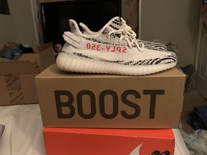 Adidas Yeezy Boost 350 V2 Zebra (READ DESCRIPTION) for Sale in Fairfax, VA