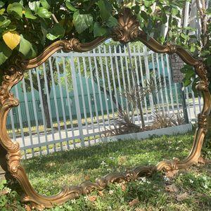 Uttermost Antique Gold Mirror for Sale in Miami, FL