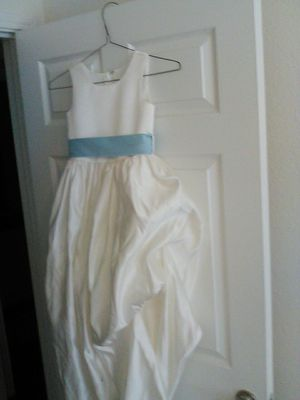 Alfred Angelo flower girl dress for Sale in Houston, TX