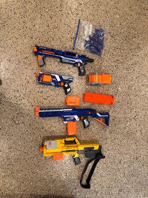 NERF GUNS - BUNDLE SALE for Sale in La Verne, CA