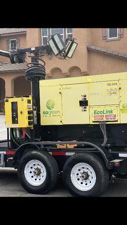 Whisper watt diesel generator for Sale in Rancho Cucamonga,  CA