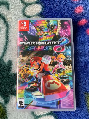 Mario Kart 8 Deluxe for Sale in Tukwila, WA