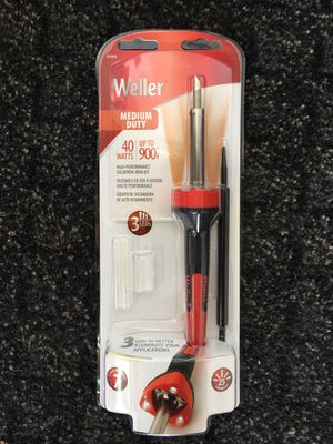 Weller 40-Watt LED Soldering Iron Kit for Sale in San Leandro, CA