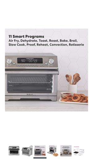 Instant Pot Omni Plus Air Fryer Toaster Oven, 26L Am for Sale in El Monte, CA