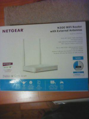 N300NetGear WiFi Router New in Box for Sale in Westwego, LA