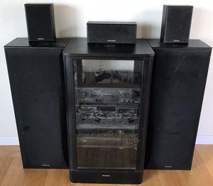 Stereo System for Sale in Belmont, CA