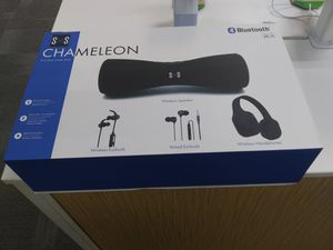 Chameleon wireless bluetooth 4 in 1 combo for Sale in Hyattsville, MD