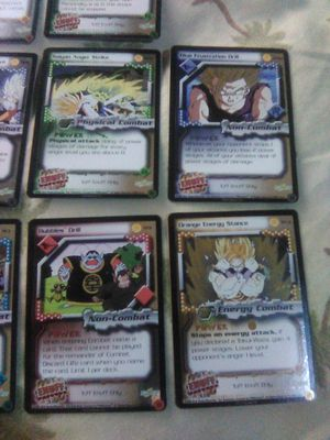 Dragonball z foil cards near mint mint condition. for Sale in Hanford, CA